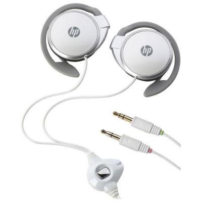 Наушники с микрофоном HP H2000 White H3W59AA