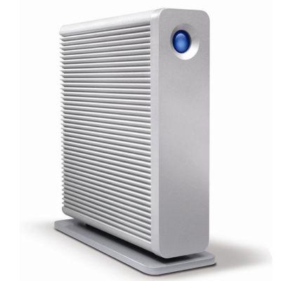 Внешний жесткий диск LaCie d2 3TB / Thunderbolt / USB 3.0 (includes thunderbolt cable) 9000353