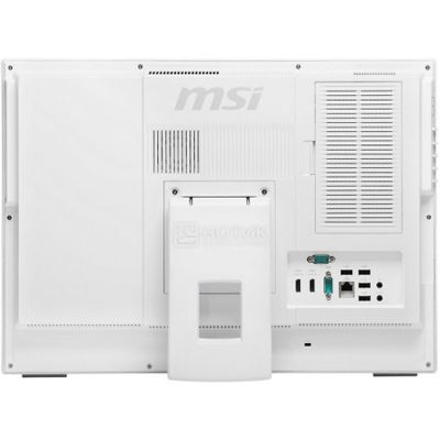 Моноблок MSI Wind Top AP190-011XRU White 9S6-A95312-011
