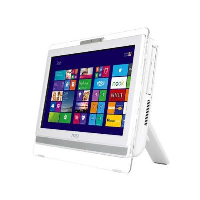 Моноблок MSI Wind Top AE202-007RU White 9S6-AA8712-007