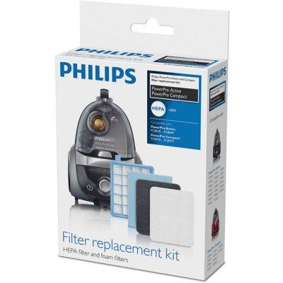 Philips Фильтры для пылесосов серий FC863X и FC847X FC8058/01