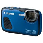 Камера222 Canon PowerShot D30 Blue 9337B002