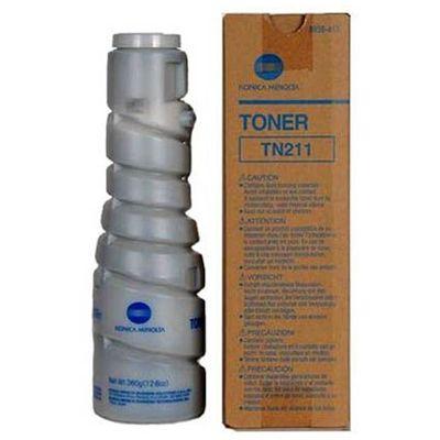 Расходный материал Konica Minolta Тонер-картридж TN 211 8938415 bizhub 200/222/250/282 8938-415