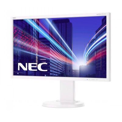 Монитор Nec MultiSync E243WMi Silver/White