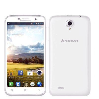 Смартфон Lenovo A850 Dual SIM White P0P2000ORU