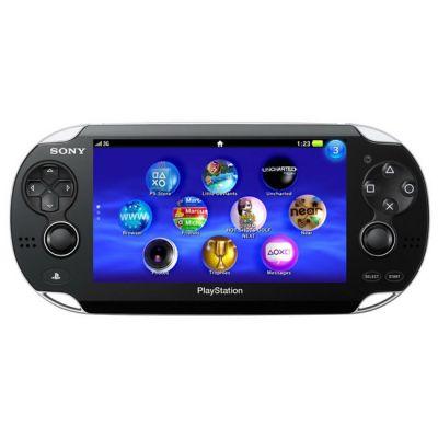 Игровая приставка Sony Vita 2000 WiFi + 16 Gb Memory card + Mega Disney Pack voucher PS719296393