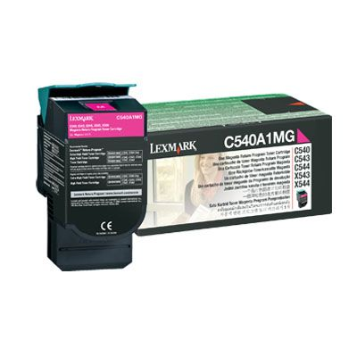 Картридж Lexmark MagentaПурпурный (C540A1MG)