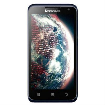 Смартфон Lenovo A526 Dual SIM Blue P0Q80008RU