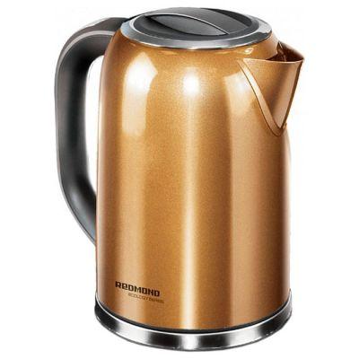 Электрический чайник Redmond RK-M114 золотой