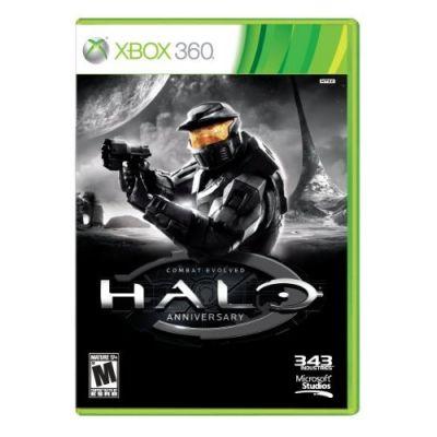 Игра для Xbox 360 Halo Anniversary E6H-00065