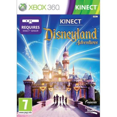���� ��� Xbox 360 Kinect Disneyland KQF-00028