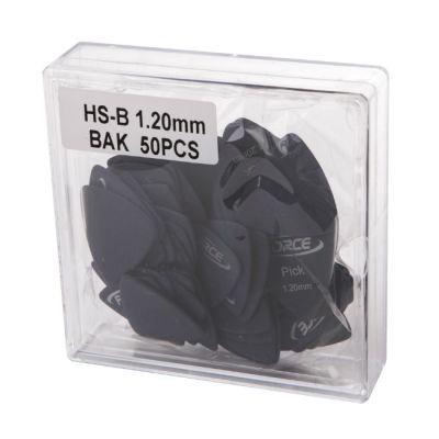 Медиатор Force комплект HS-B 1.20 BAK-50 (50 штук)