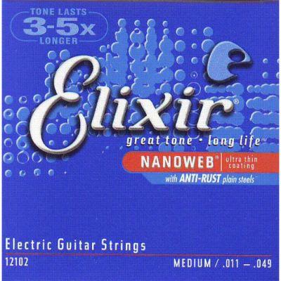 Струны Elixir 12102