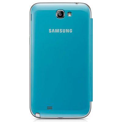 Чехол Samsung для Galaxy Note II (синий) EFC-1J9FBEGSER