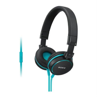 Наушники Sony MDRZX610APL.CE7 (голубой)