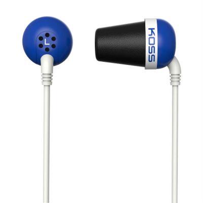 �������� KOSS The Plug Blue