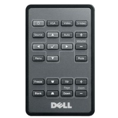 Dell пульт ДУ для проектора Dell 1420X/1430X Projector Remote Control (Kit) 725-10324
