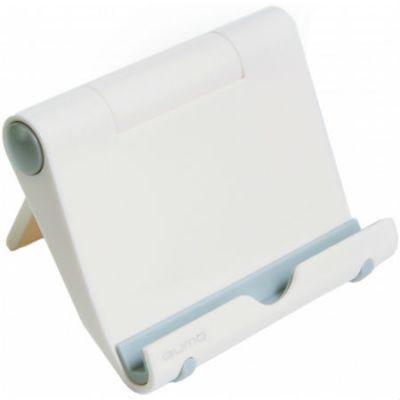 QUMO FIX Подставка для планшетов и смартфонов White универсальная
