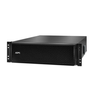 Аккумулятор APC Smart-UPS SRT RM battery pack, Extended-Run, 192V bus voltage, Rack 3U, compatible with Smart-UPS SRT RM 8 -10kVA, Black SRT192RMBP2