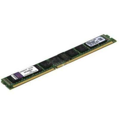 ����������� ������ Kingston DIMM 8GB 1333MHz DDR3L ECC Reg CL9 SR x4 1.35V w/TS VLP KVR13LR9S4L/8