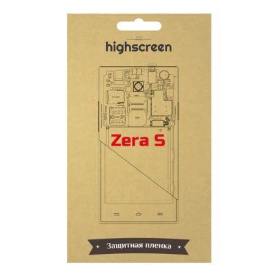Защитная пленка Highscreen для Zera S