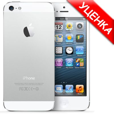 �������� Apple #iPhone 5 16Gb White (������) MD298RR/A