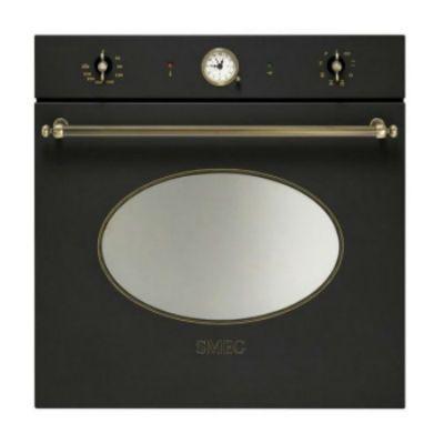 Встраиваемая электрическая духовка SMEG SFP805AO