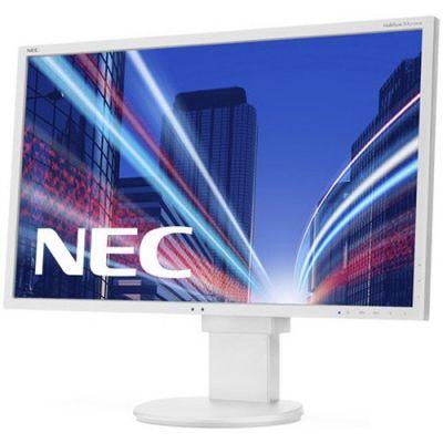 Монитор Nec EA304WMI Silver/White