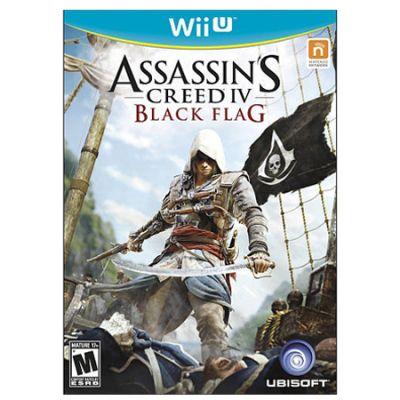 Игра для Nintendo (Wii U) Assassin's Creed IV - Black Flag (RUS)