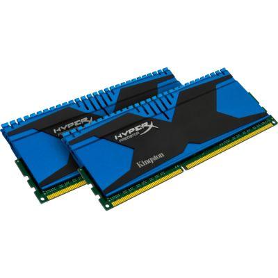 Оперативная память Kingston DIMM 16GB 1866MHz DDR3 Non-ECC CL10 (Kit of 2) XMP Predator Series KHX18C10T2K2/16X