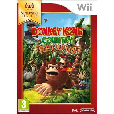 Игра для Nintendo (Wii) Donkey Kong Country Returns