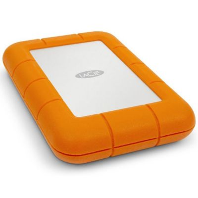 Внешний жесткий диск LaCie 500GB Rugged Thunderbolt HDD USB 3.0 (includes thunderbolt cable) 9000449