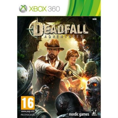 Игра для Xbox 360 Deadfall Adventures Standard Edition