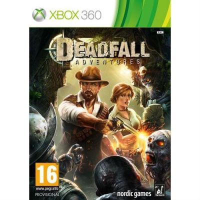 ���� ��� Xbox 360 Deadfall Adventures Standard Edition