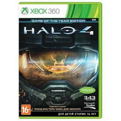 Игра для Xbox 360 Halo 4 GOTY Edition