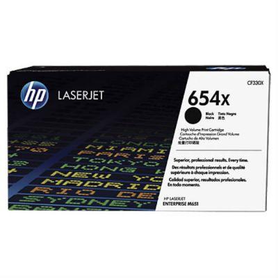 Картридж HP 654X Black/Черный (CF330X)
