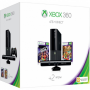 Игровая приставка Microsoft Xbox 360 S 4GB Kinect Console + игры (Kinect Adventures и Dance Central 3 ) + бесплатный статус Xbox LIVE 1M