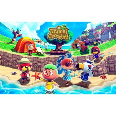 Игра для Nintendo (3DS) Animal Crossing: New Leaf