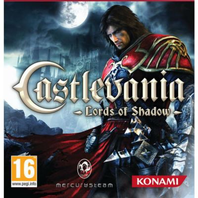 Игра для Nintendo (3DS) Castlevania: Lords of Shadow