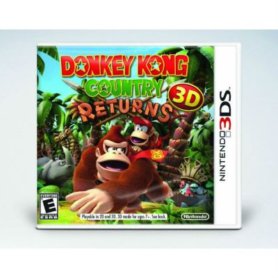���� ��� Nintendo (3DS) Donkey Kong Country Returns