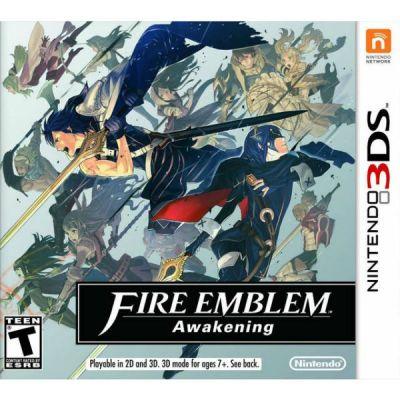 Игра для Nintendo (3DS) Fire Emblem: Awakening