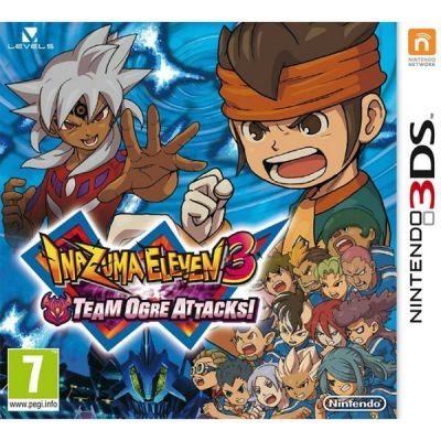 Игра для Nintendo (3DS) Inazuma Eleven: Team Ogre Attacks