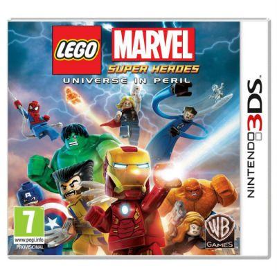 Игра для Nintendo (3DS) LEGO Marvel Super Heroes