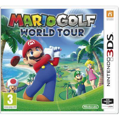 ���� ��� Nintendo (3DS) Mario Golf Tour