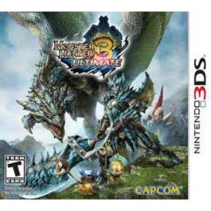 ���� ��� Nintendo (3DS) Monster Hunter 3 Ultimate