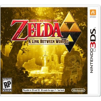 Игра для Nintendo (3DS) The Legend of Zelda: A Link Between Worlds