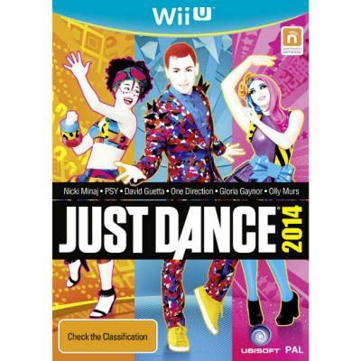 ���� ��� Nintendo (Wii U) Just Dance 2014