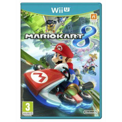 Игра для Nintendo (Wii U) Mario Kart 8