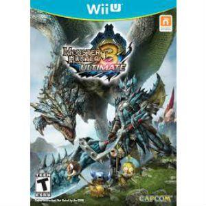 Игра для Nintendo (Wii U) Monster Hunter 3 Ultimate