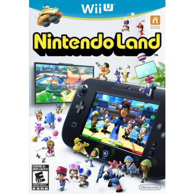 Игра для Nintendo (Wii U) Nintendo Land